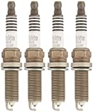 Autolite APP5683-4PK Double Platinum Spark Plug, Pack of 4