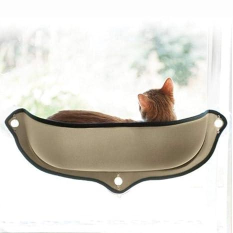 Camas para Ventanas con Ventosa Gatos Cat Hammock Cat Perch ...