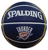 NBA Oklahoma City Thunder Mini Basketball, 7-Inches