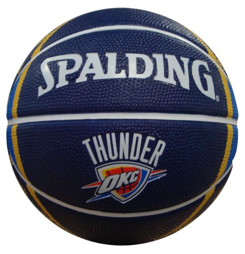 fan products of NBA Oklahoma City Thunder Mini Basketball, 7-Inches
