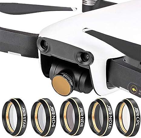 Star ND UV CPL Filter Lens Filter for DJI Mavic Air Drone Lens Filter Gimbal Camera Lens Combo Mavic Air Filter Neutral Density Circular Polarizer UV