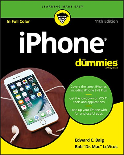 iPhone For Dummies (For Dummies (Computer/Tech)) (Best Value Android Smartphone 2019)