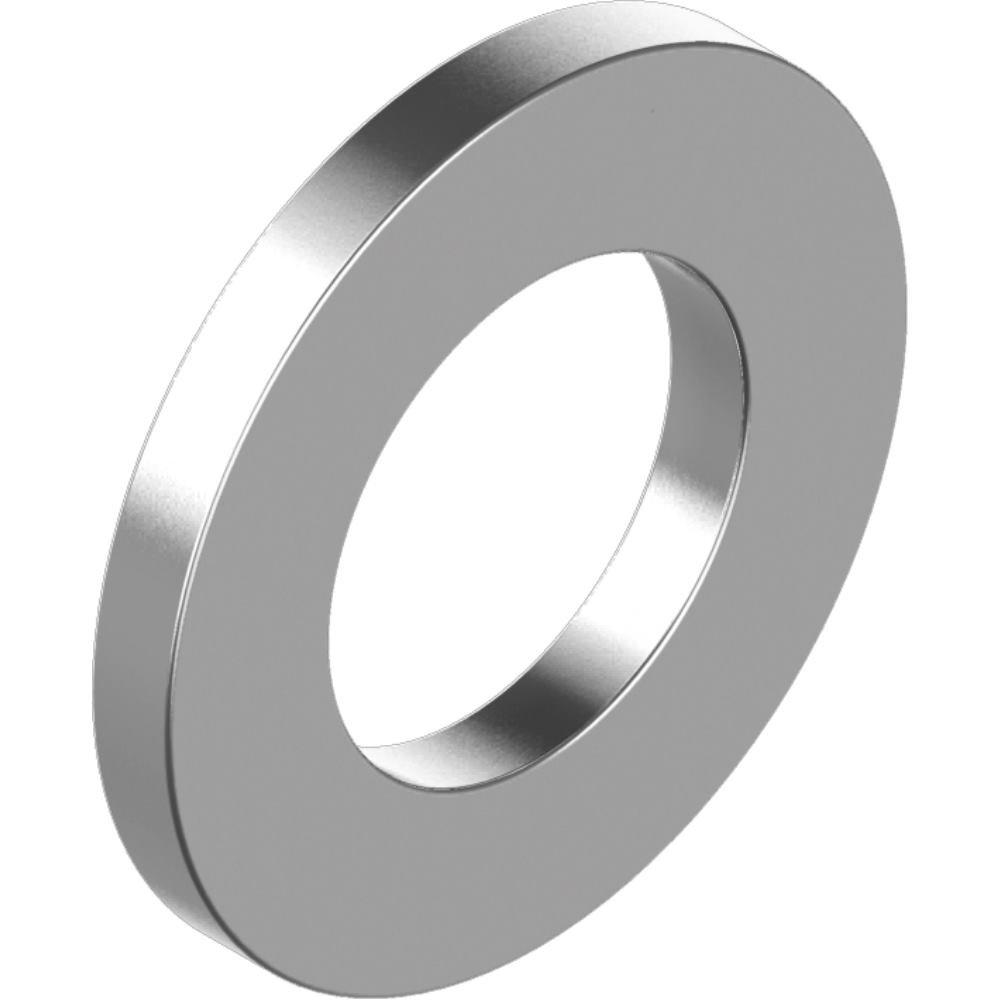 500 pcs vetro f, Zylindersch. DIN{433} - in acciaio inox A4 misura 8,4 per M 8 WASI