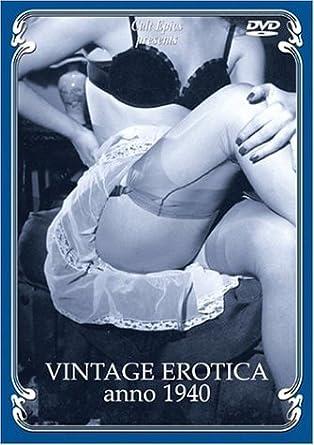1940s vintage erotica