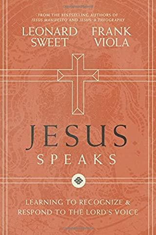 Jesus Speaks: Learning to Recognize and Respond to the Lord's Voice (Viola Frank)
