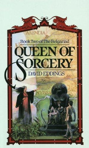 book cover of Queen of Sorcery