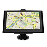 GPS Navigation System,WinnerEco GPS Navigator Portable 7inch 4GB with NAV FM Free Map for Car Truck Driver