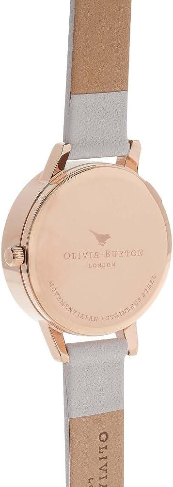 オリビアバートン OLIVIA BURTON 腕時計 OB15EG50 レディース レザーベルト [並行輸入品]