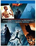 Christopher Nolan Director's Collection (Memento / Insomnia / Batman Begins / The Dark Knight / Inception / The Dark Knight Rises) [Blu-ray] by Warner Home Video by Christopher Nolan