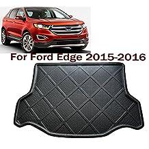 Car Boot Pad liner Cargo Mat Tray Trunk Floor Protector Mat Custom Fit Ford Edge 2015-2016