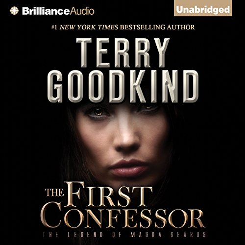 The First Confessor: The Legend of Magda Searus Audiobook [Free Download by Trial] thumbnail