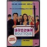 France Boutique (French ONLY Version - With English Subtitles) 2003 (Widescreen) Régie au Québec