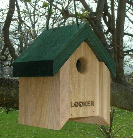 House Wren Songbird Essentials - Songbird Essentials SE575 Lifting Roof Wren House (Set of 1)