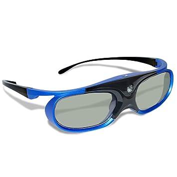 YANJING Obturador Activo Gafas 3D Proyector Proyector 3D Gafas ...