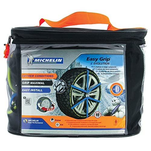 Michelin 008303 Easy Grip Evolution Chaîne à Neige Composite, 3 hot sale