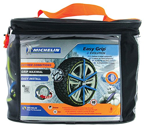 Michelin 008301 Easy Grip Evolution Chaîne à Neige Composite, EVO 1