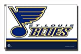 NHL St. Louis Blues 3-Foot by 5-Foot Banner Flag