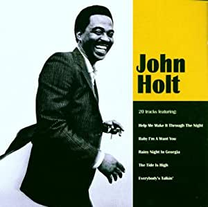 JOHN HOLT - ANYMORE - free download mp3