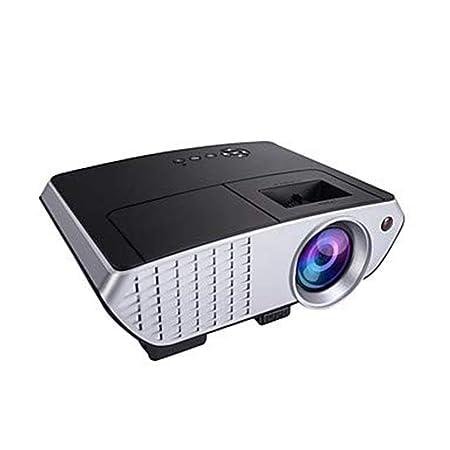 Linbing123 Mini proyector, proyector 1080P Nuevo proyector ...