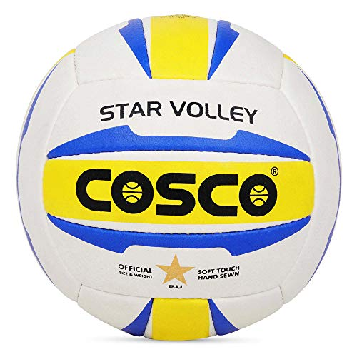 Cosco Star Volley Ball, Size 4
