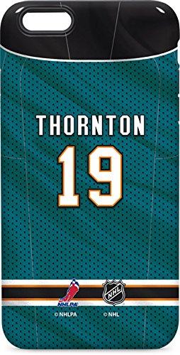 Joe Thornton Nhl - San Jose Sharks iPhone 6 Case - San Jose Sharks #19 Joe Thornton | NHL & Skinit Pro Case