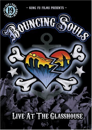 DVD : The Bouncing Souls - Live At The Glasshouse (DVD)