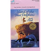 Island of the Blue Dolphins by O'Dell, Scott published by Dell Publishing Co. (1987) [Mass Market Paperback]