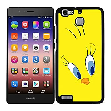 Funda carcasa para Huawei G8 Mini diseño pollito fondo ...