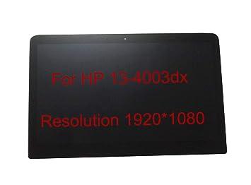 "NEW HP Spectre X360 13-4003dx 13.3/"" Touch Glass Digitizer Screen"