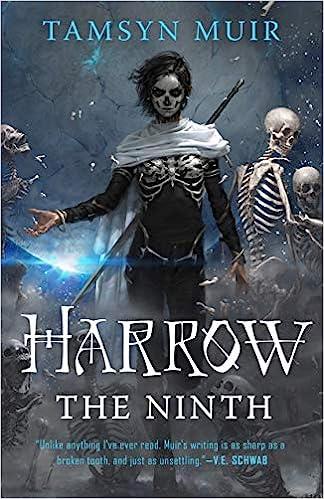 Harrow the Ninth (The Locked Tomb Trilogy): Amazon.es ...