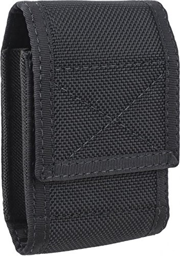 Nylon Pager (DeSantis Ambidextrous - Black - Nylon Pager Case w/ Belt Loop)