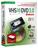 Software : VHS To DVD 3.0 Deluxe  [OLD VERSION]