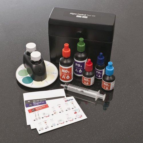 Red Sea Fish Pharm ARE21520 Algae Control Multi Salt Water Test Kit for ()