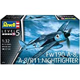 Revell REVELL03926 Focke Wulf FW190 a-8 Nightfighte Model kit
