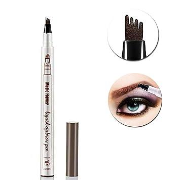 e348178f4d5 Amazon.com : Tattoo Eyebrow Pen Tat Brow Pen Microblade Eyebrow Tattoo Pen  Microblading Eyebrow Pen Tattoo Brow Ink Pen Tattoo Brow Tint Pen  (Chestnut) : ...