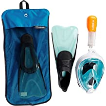 TRIBORD SUBEA Easybreath Snorkeling Set 2017