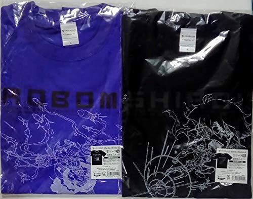 GRANBLUE FANTASY グランブルーファンタジー グラブル展 限定 Tシャツ A B セット Lサイズ シロウ ロボミの商品画像