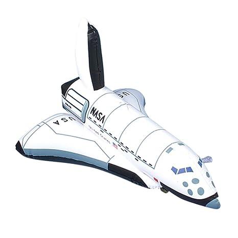 shuttle giocattolo  US Toy One Space Shuttle Ship giocattolo gonfiabile, 43,2 cm: Amazon ...