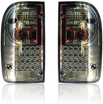 LED TAIL LAMP LIGHT REAR RED FOR 98 99 00 01 02 03 04 TOYOTA HILUX SR MK4 MK5