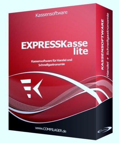 Windows - Caja registradora Software Express Lite para caja minorista: Kiosk, tentempiés, Bar GDPdU cumple: Amazon.es: Oficina y papelería