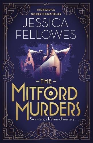 Les Mitford enquêtent vol. 1 - L'assassin du train de Jessica Fellowes 51pBHWkcpRL