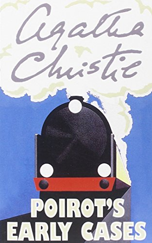 book cover of Poirot\'s Early Cases