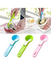 PickUp 1 Piece Ice cream ball spoon scoops digging fruit Watermelon ice cream ball stacks Kitchen Accessories gadgets... compare