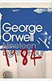 Book Cover for Nineteen Eighty Four (Penguin Modern Classics)