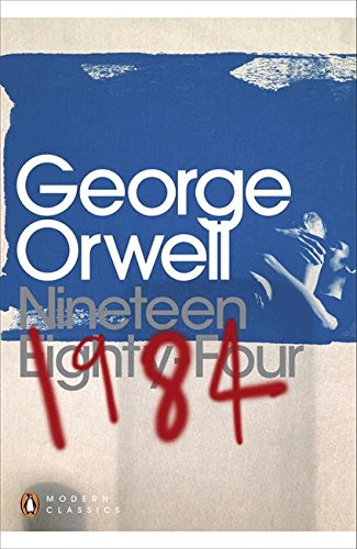 Nineteen Eighty Four (Penguin Modern Classics)