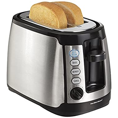 Hamilton Beach 22811 Keep Warm 2-Slice Toaster