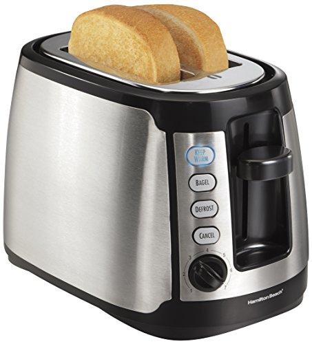 Hamilton Beach 22811 Keep Warm 2-Slice Toaster (2slice Toaster compare prices)