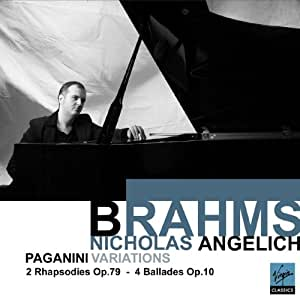 Piano Works: Variations on a Theme of Paganini