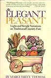 The Elegant Peasant, Audrey Thomas, 0874774179