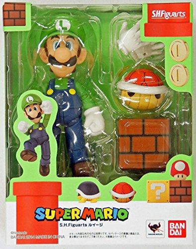 Bandai Tamashii Nations S.H. Figuarts Luigi